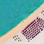 Fototapet Design - Plaja Miami
