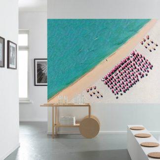 Fototapet Design - Plaja Miami Interior