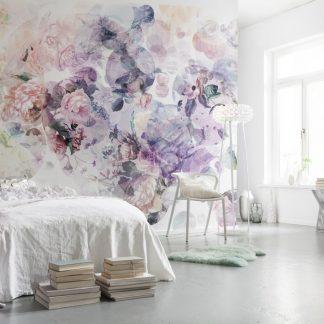 Fototapet Floral - Mirajul Florilor Interior