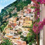 Fototapet Natura - Peisaj din Positano
