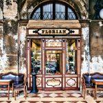 Fototapet Orase - Caffe Florian