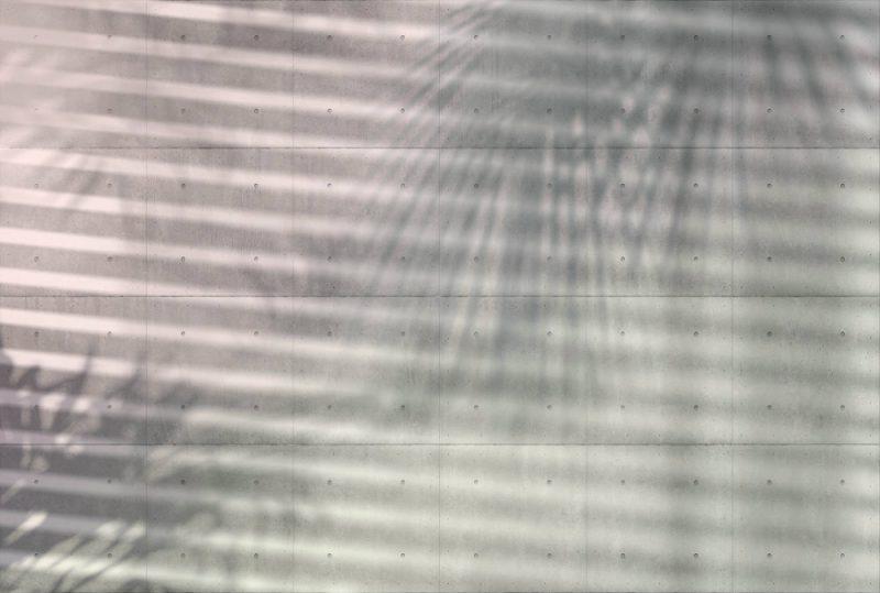 Fototapet Piatra - Umbre pe Perete