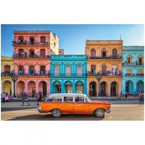 Fotoapet urban colorata Havana