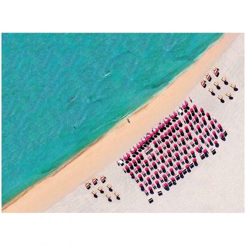 Fototapet design – Plaja Miami