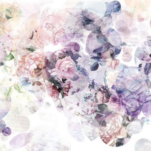 Fototapet floral – Mirajul Florilor - Catalog