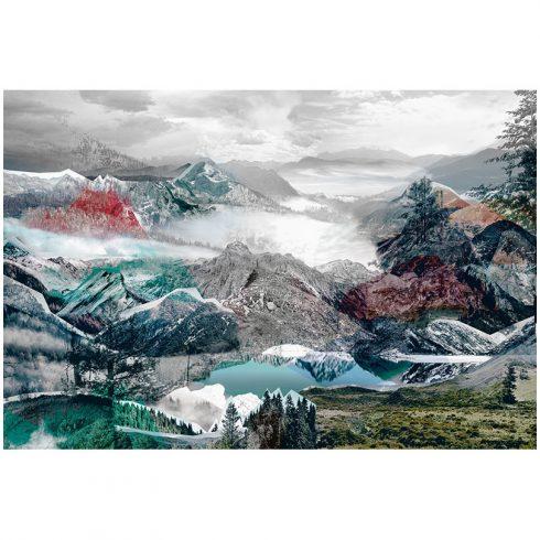 Fototapet peisaje - Peisaj de munte
