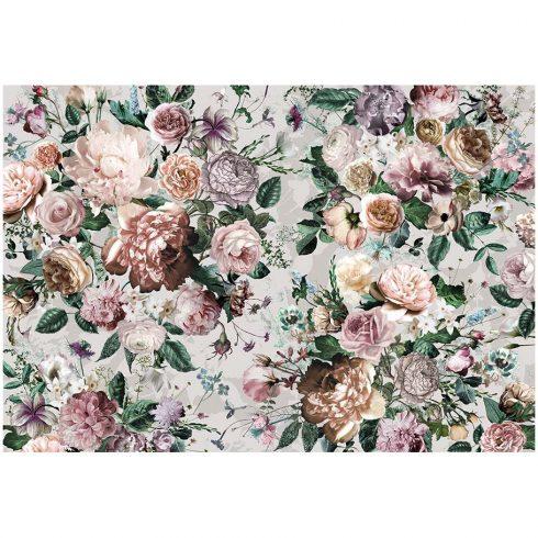 Fototapet trandafiri Victoria Vlies