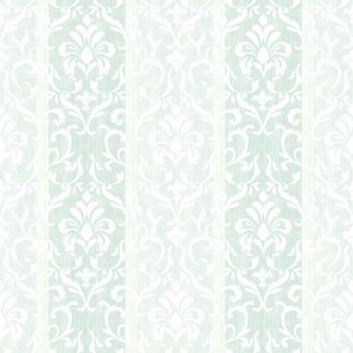 Tapet Shabby Chic Alice Tiffany Bleu - Baroc LL-00207