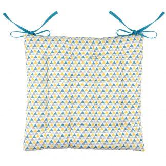 Perna scaun albastra Isocele Catalog