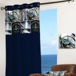 Draperie Albastra Stil Marin - Sailor catalog