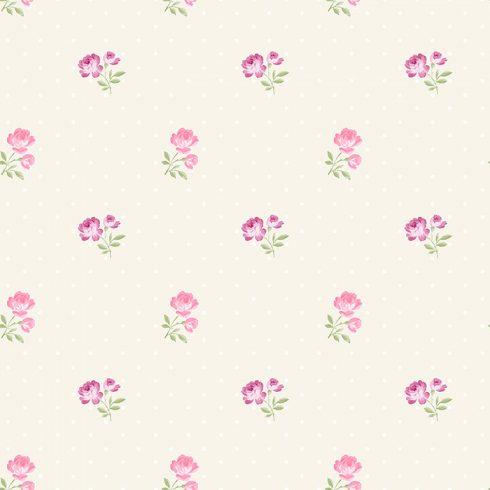 Tapet trandafiri Roz Matilda LL-00350