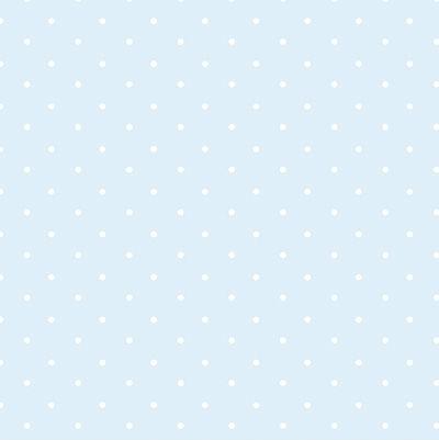 Tapet buline albe Matilda bleu LL-00354 Catalog