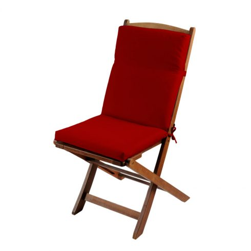 Perna scaun cu spatar rosie catalog