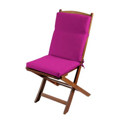 Perna scaun exterior fucsia cu spatar Sunny Catalog