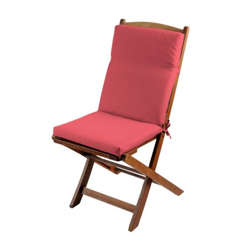 Perna scaun gradina rosu pastel Catalog