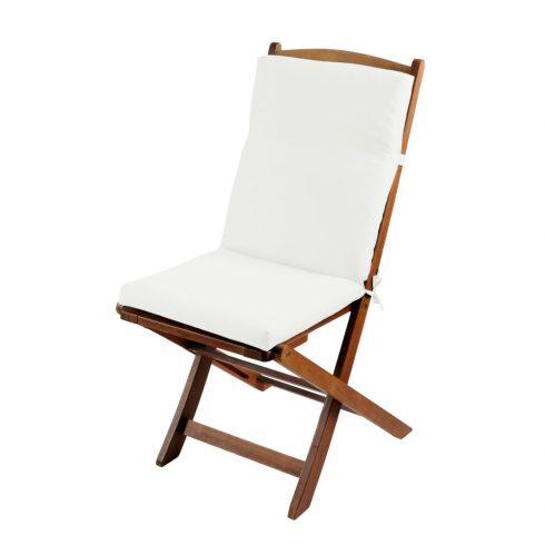 Perna scaun terasa alba cu spatar Sunny Catalog