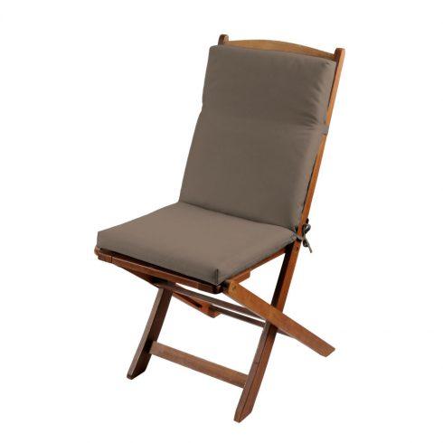 Perna scaun terasa gri cu spatar Sunny Catalog