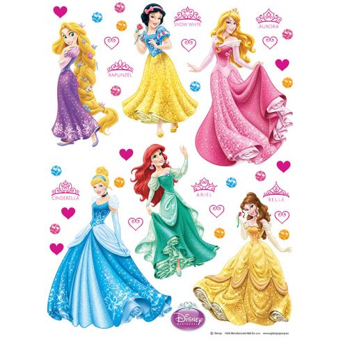 Sticker Copii Disney - Printese Fericite