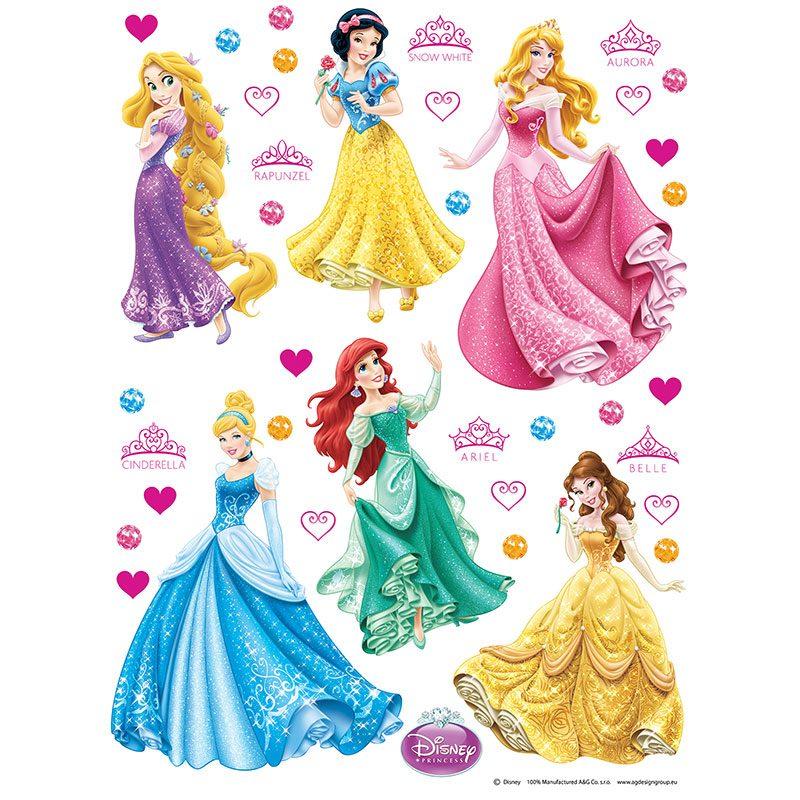 Sticker Copii Disney - Printese Fericite
