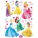 Sticker Copii Disney - Printese Fericite Catalog