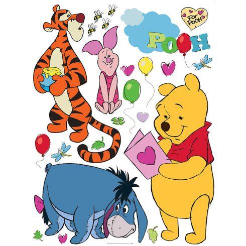 Sticker Copii Winnie the Pooh