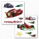 Sticker Fereastra Cars - Fulger McQueen