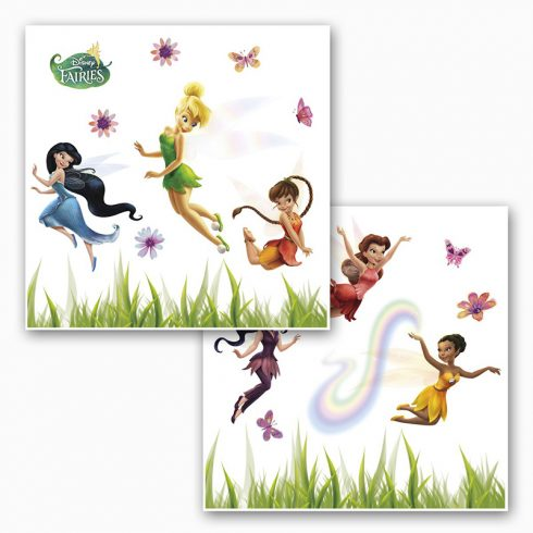 Sticker Fereastra TinkerBell