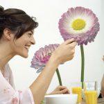 Sticker Flori - Margarete Roz 17023 Ambient