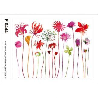 Sticker Flori Multicolore catalog