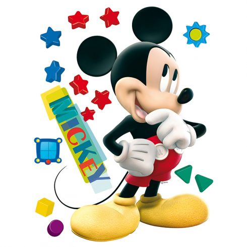 Sticker Mickey Mouse Clasic