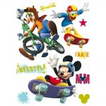 Sticker Mickey Mouse - Sport Extrem Catalog