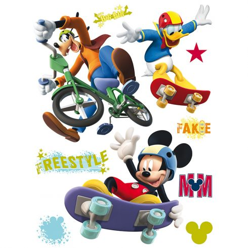 Sticker Mickey Mouse - Sport Extrem
