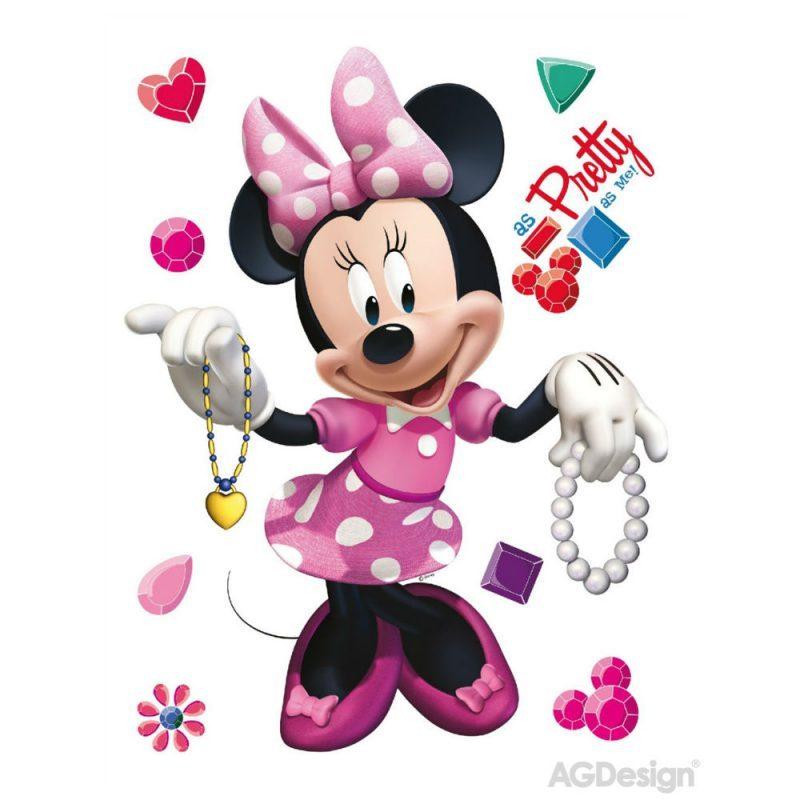 Sticker Minnie Mouse Catalog