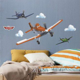 Sticker Planes - Dusty si Prietenii Ambient Catalog