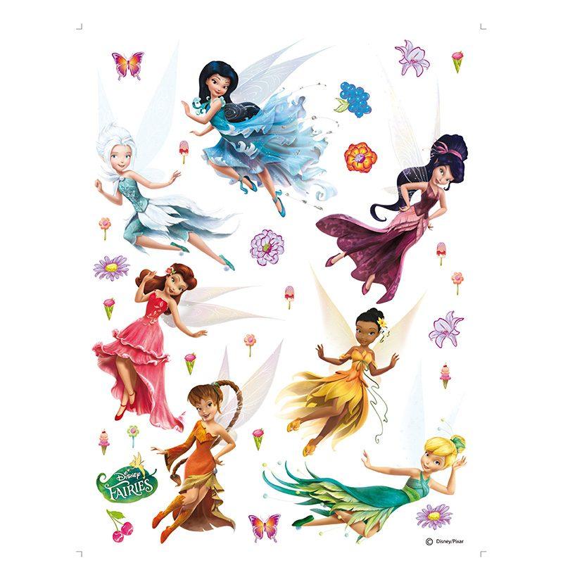 Sticker Tinker Bell - Sapte Zane