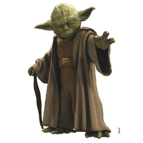 Sticker Yoda Star Wars