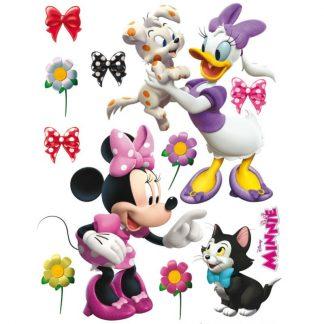 Sticker decorativ copii - Minnie si Daisy Catalog