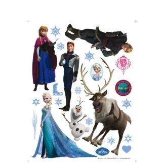Sticker Frozen DK1776