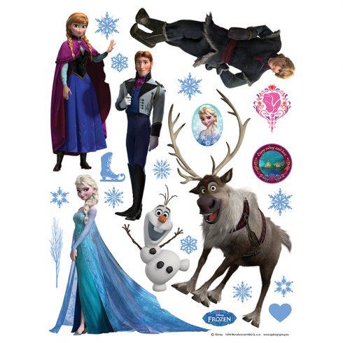Sticker Frozen – Regina Zapezii
