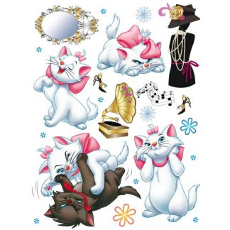 Sticker Pisicile Aristocrate - Marie Catalog