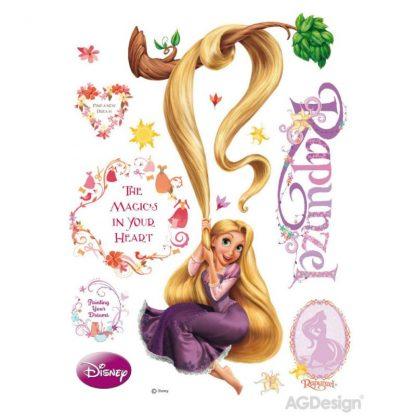 Sticker Rapunzel Printesa Fermecata