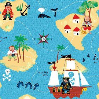 Autocolant copii - Pirati si Corabii Catalog
