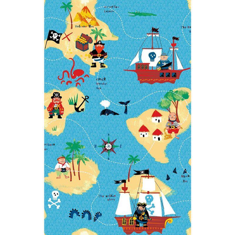 Autocolant copii - Pirati si Corabii Produs
