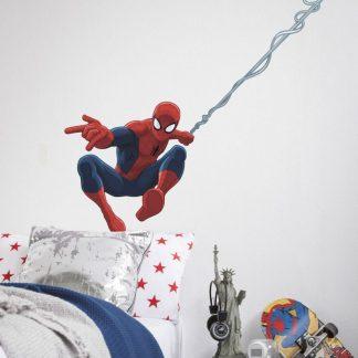 Sticker Spiderman in Actiune Catalog