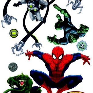 Sticker Spiderman si Rivalii Catalog