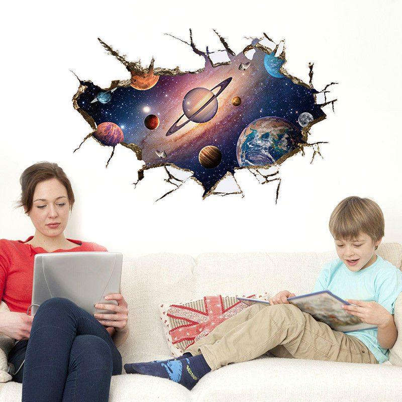 Autocolant Perete Copii - Cosmos Catalog