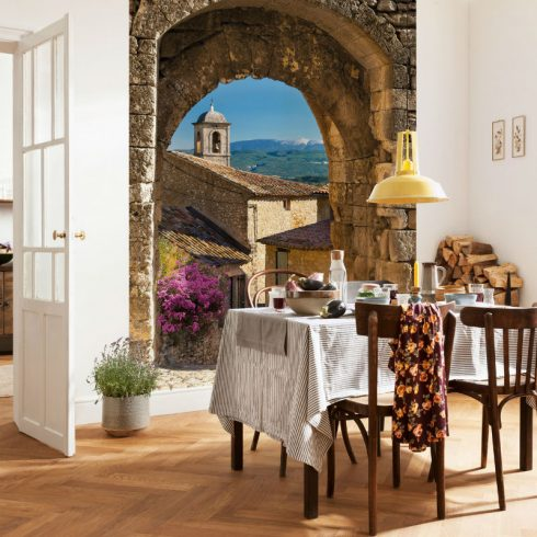 Fototapet Franta - Priveliste din Provence Catalog