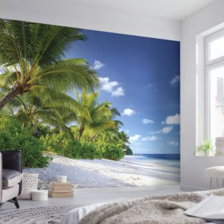 Fototapet Insula Reunion Ambient