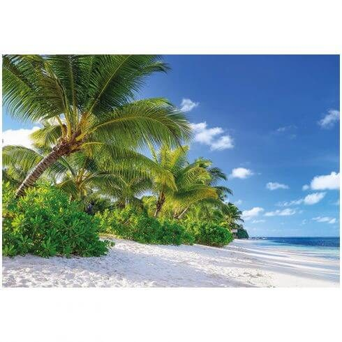 fototapet insula Reunion