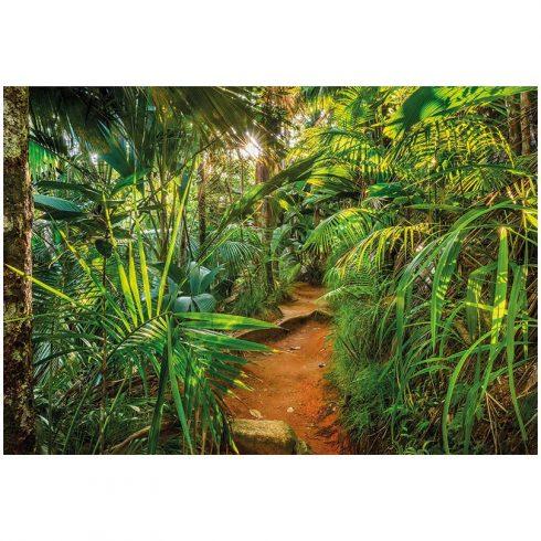 Fototapet natura - Poveste din jungla